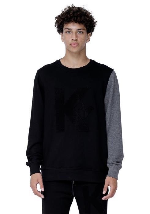 Konus Mens Chenille Embroidery Sweatshirt