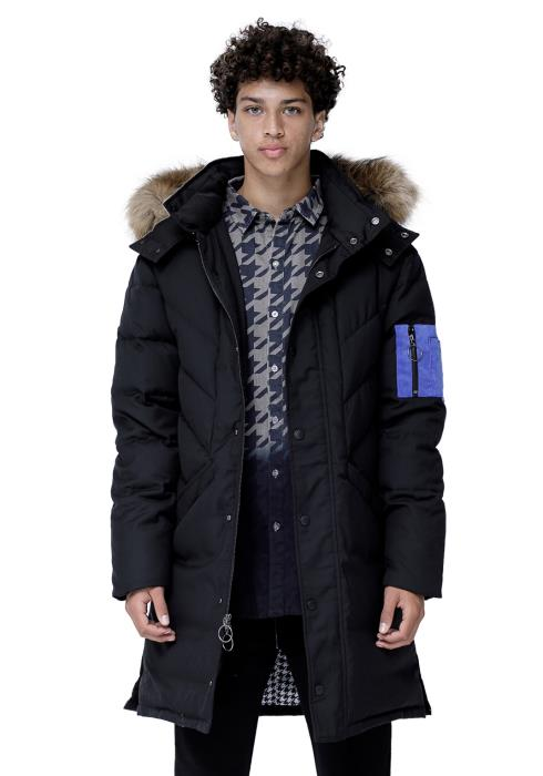 Konus Madrid Hooded Men Clothing Parka