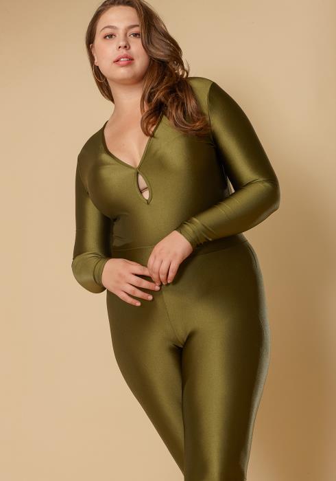 Asoph Plus Size Capri High Waist Women Clothing Leggings