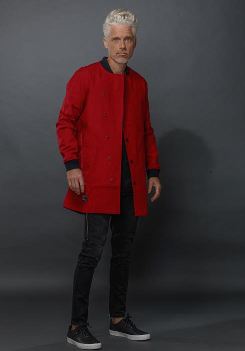 Konus Men Clothing Toque Jacket