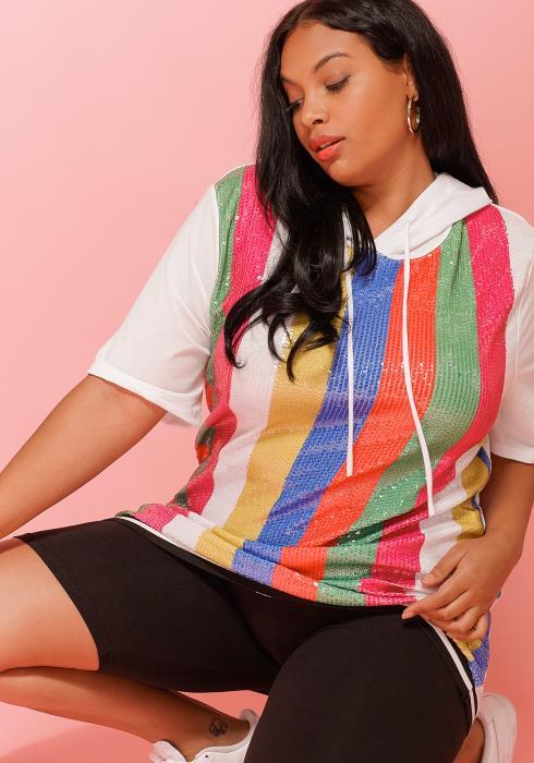Asoph Sequin Multi-Color Women