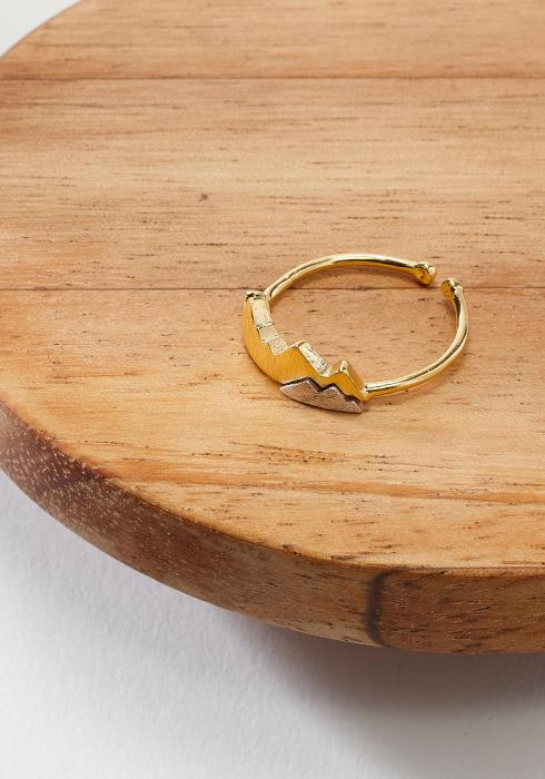 Mountain Adjustable Ring