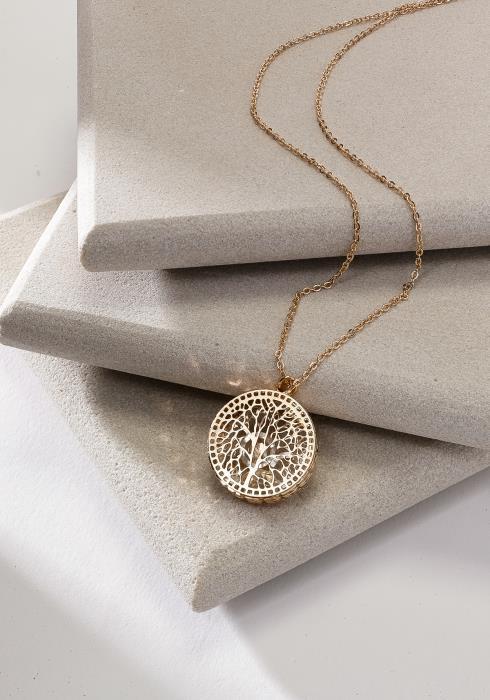Gold Diamond Pendent