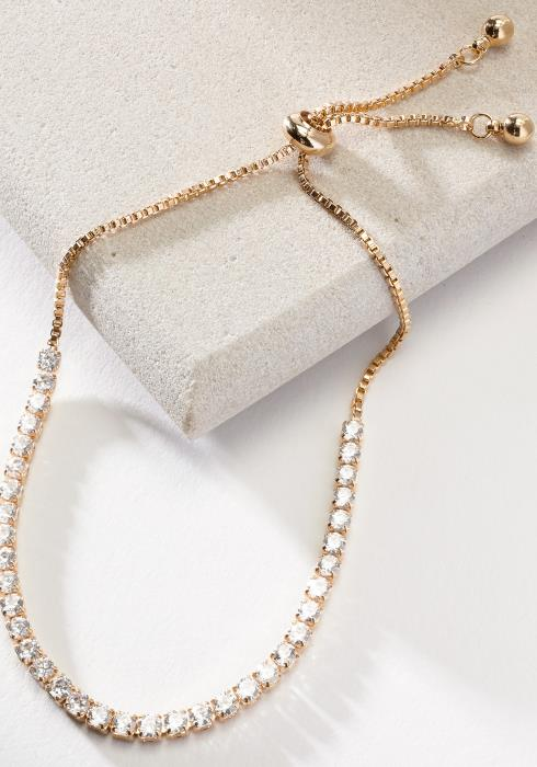 Ajustable Cubic Bracelet