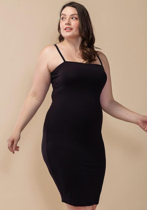 Asoph Plus Size Tank Top Dress