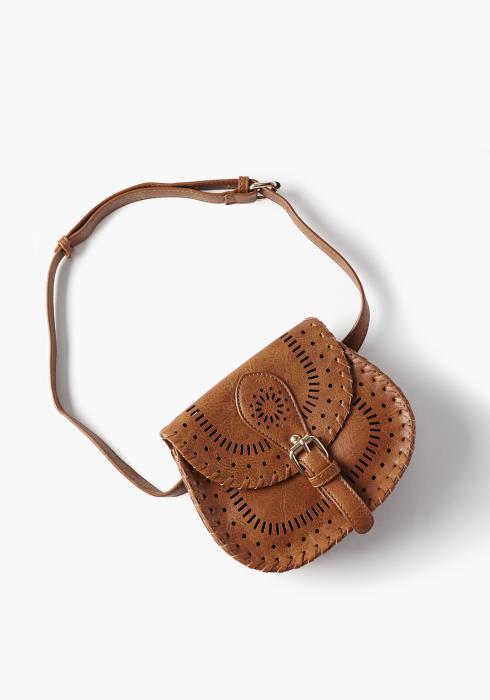 Nora Vintage Crossbody Bag