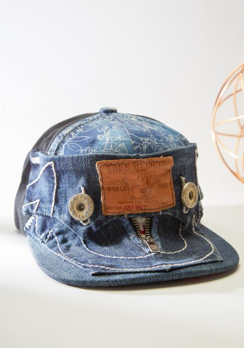 Kirlew 100% Recycled Denim Hat