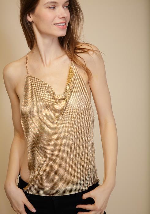 Sharona Fancy Sparkling Body Chain
