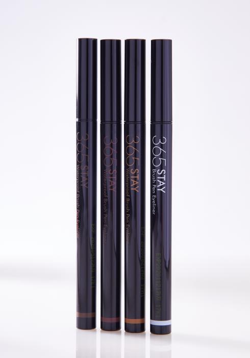 Beauty People 365 Stay Waterproof Brush Pen Eye Liner