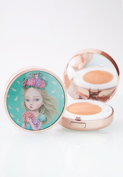 Beauty People Absolute Radiant Girl Cushion Foundation