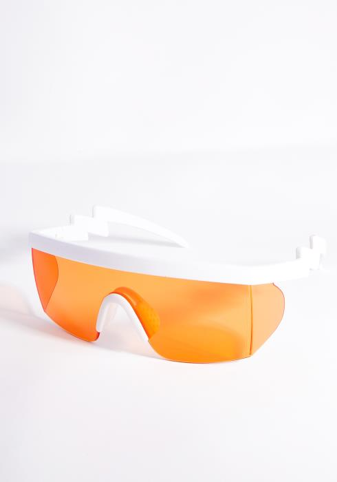Isla Neon Shield Sportsglasses