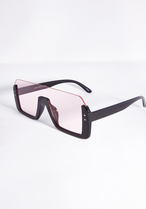 Arya One Line Eyebrow Tinted Sunglasses