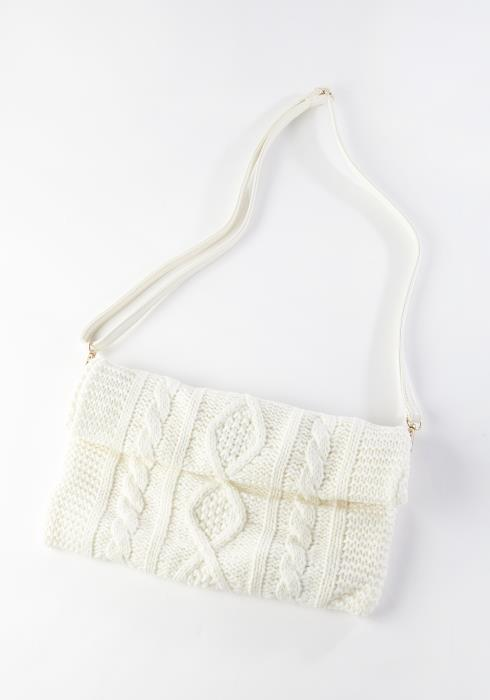 Ariel Knit Bag