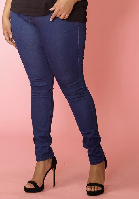 Asoph Plus Size Skinny Jean