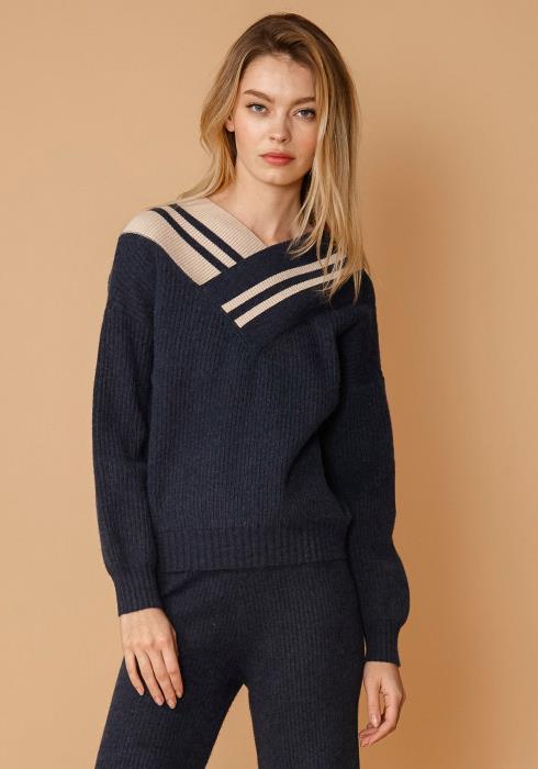 Nurode Varsity Sweater