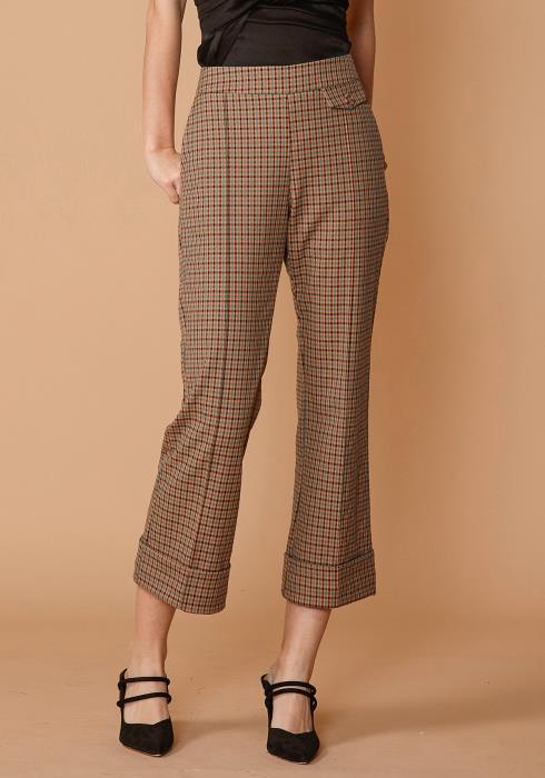 Nurode Wide Cuff Trouser