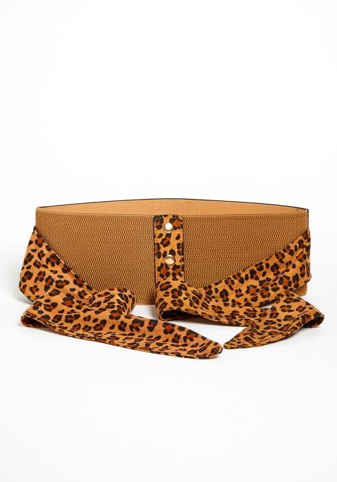 Celia Wide Fashion Belt