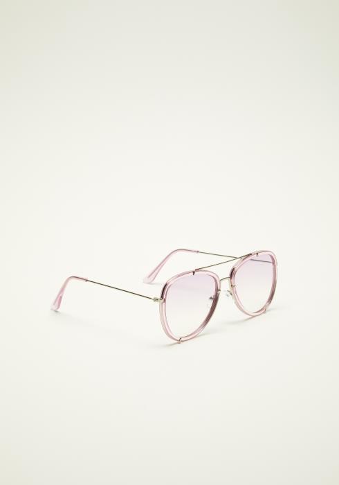 Dazey Tinted Aviator Sunglasses