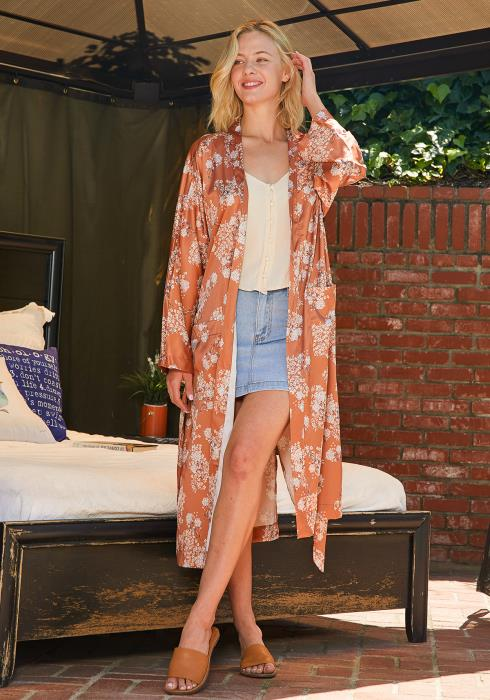 Tansy Floral Cardigan