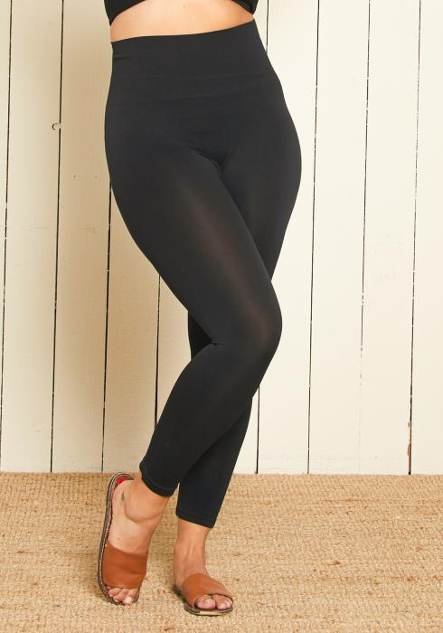 Asoph Plus Size Core Control Women Leggings