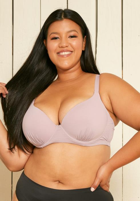 Asoph Plus Size Ruched Bra Size DD
