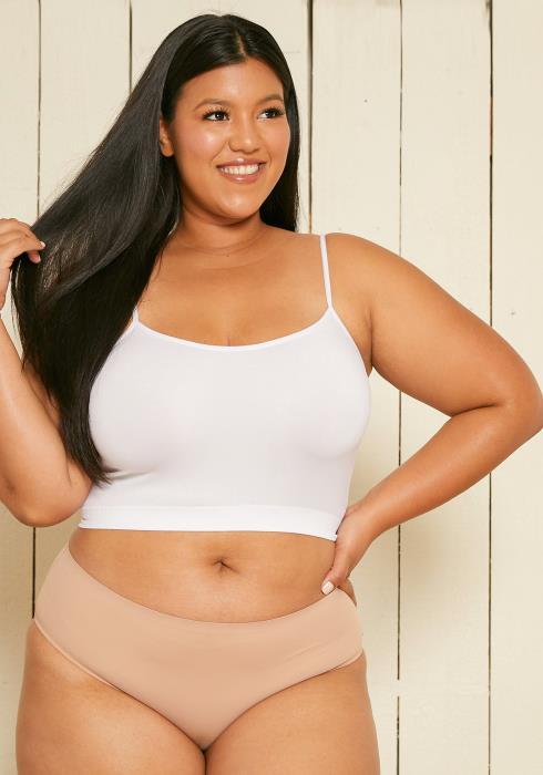 Asoph Plus Size Seamless Panty