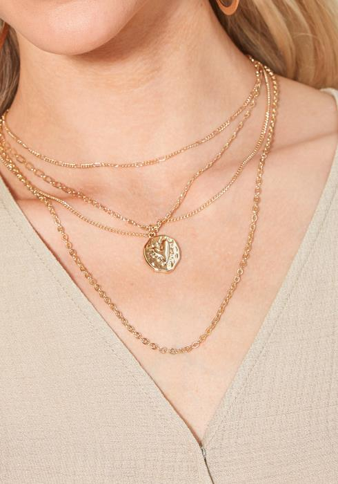 Liv Layered Chain Necklace