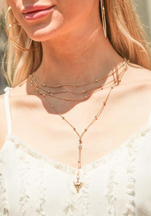 Bria Layered Necklace