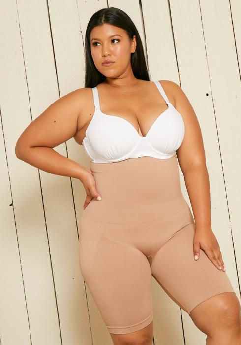Asoph Plus Size Fitted Shapewear