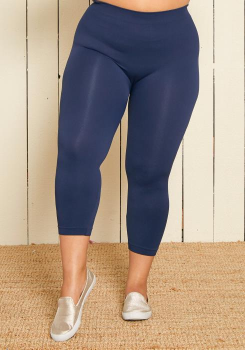 Nikibiki Seamless x Asoph Plus Size Capri Leggings