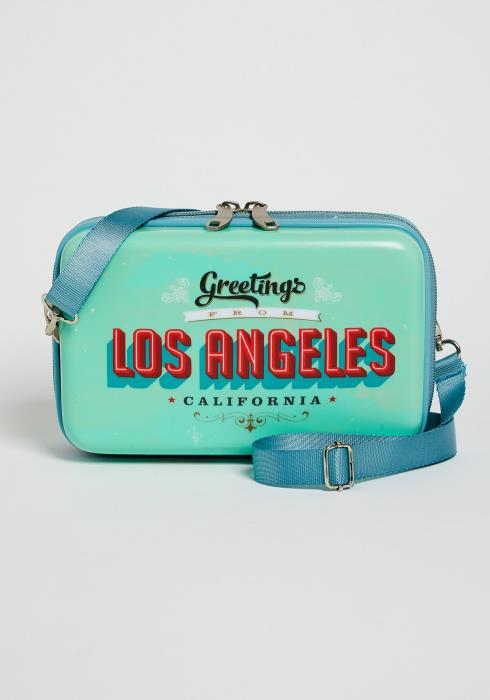 Los Angeles Make Up Pouch