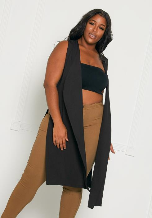 Asoph Plus Size All Occasions Duster