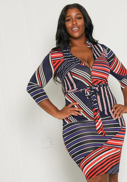 Asoph Plus Size Oh Look At Her Dress