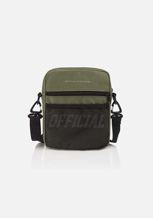 OFFICIAL - Melrose Utility Bag - Olive