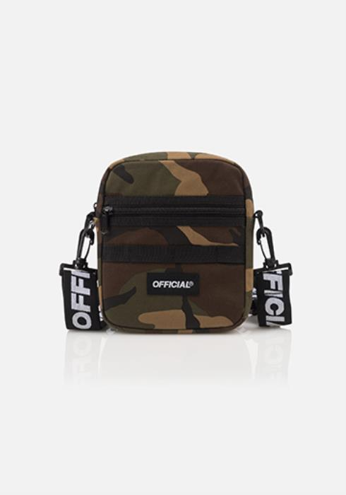 OFFICIAL - Woodland Hip Utility - Camo