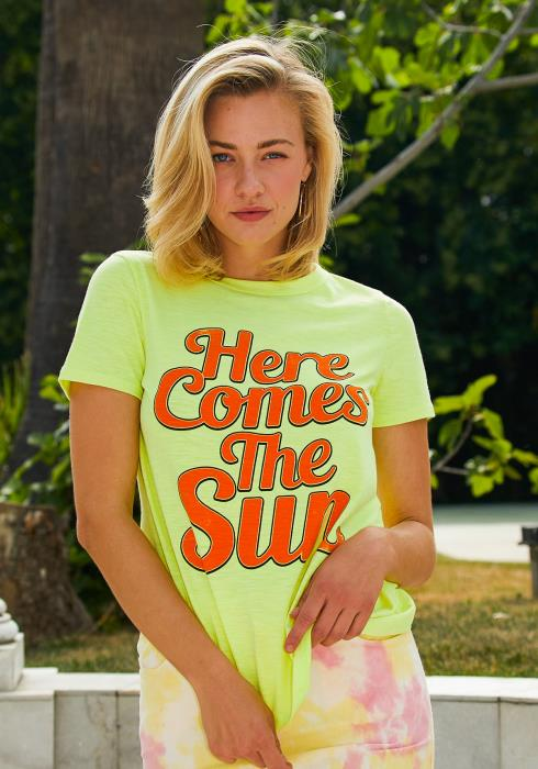 Tansy Here Comes The Sun Tee