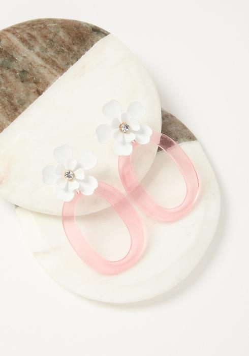 Valerie Flower Earrings