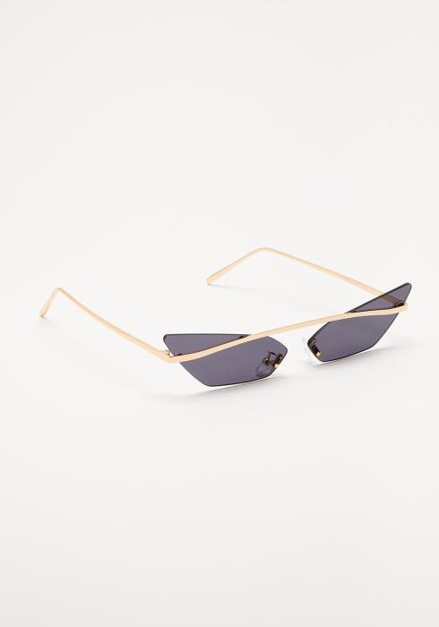 Ivy Cat Eye Narrow Sunglasses