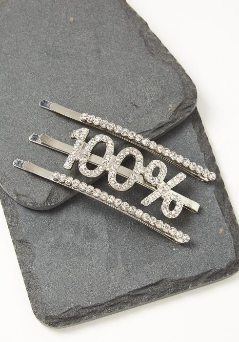 100 Percent Hair Pin set