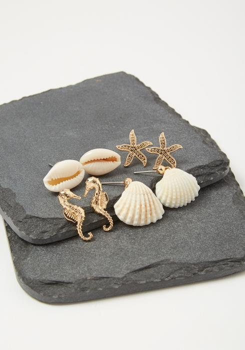 Under The Sea Earring Set