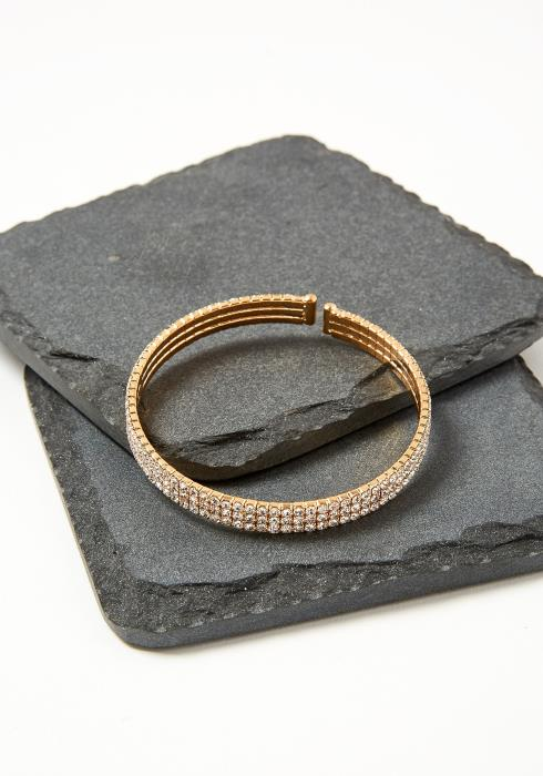 Maliah Gold Bracelet