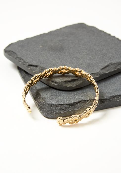 Elina Gold Bracelet