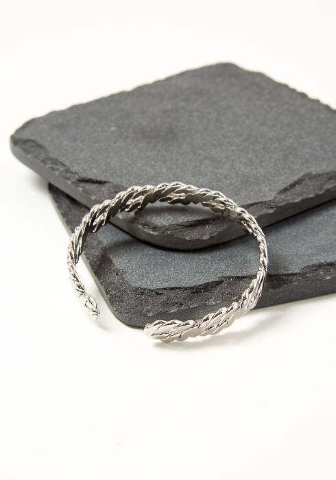 Elina Silver Bracelet