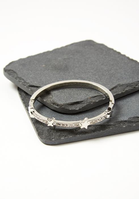 Keilani Silver Star Bracelet