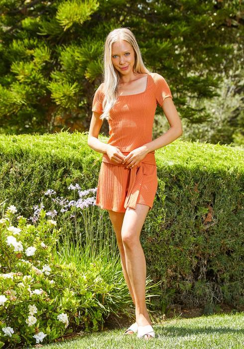 Tansy Tie Waist Shorts