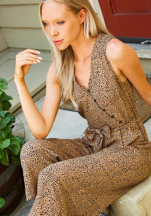 Tansy Stage Look Jumpsuit