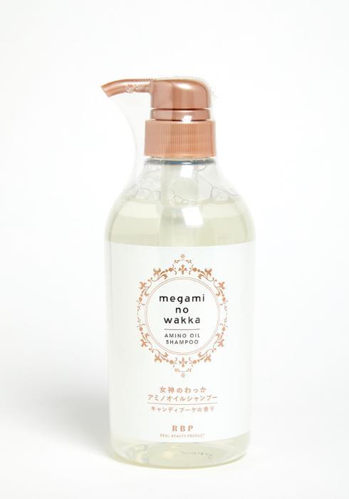 Megami No Wakka Hair Treatment