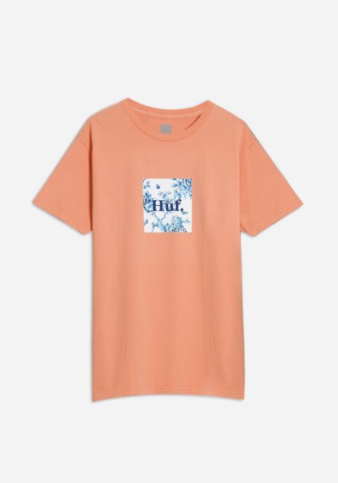 HUF- Highline Box Logo T-shirt