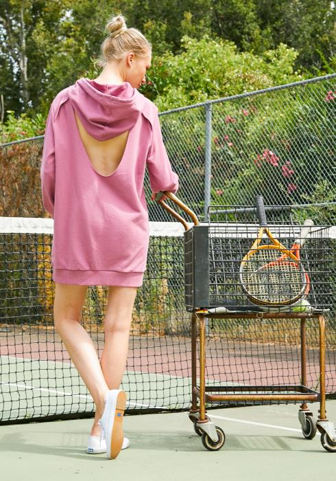 Tansy Oversized Women Hoodie Dress
