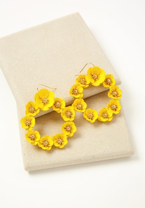Higden Flower Earrings